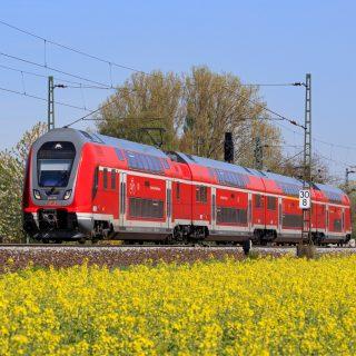 Regionalexpress Deutsche Bahn AG