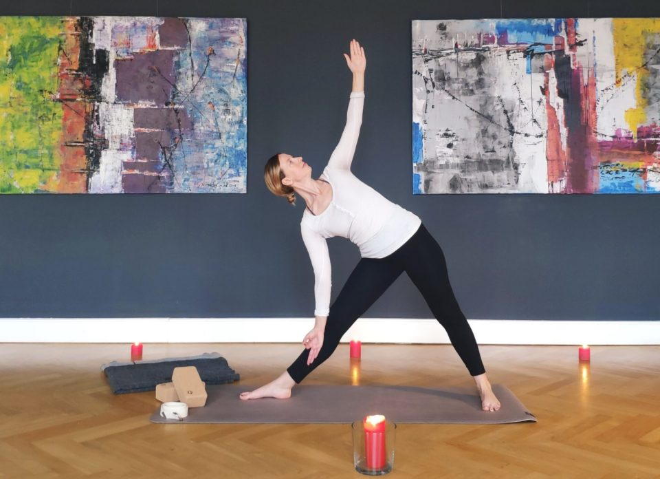 Neujahr-Yoga-Retreat mit Anja Bodenstein