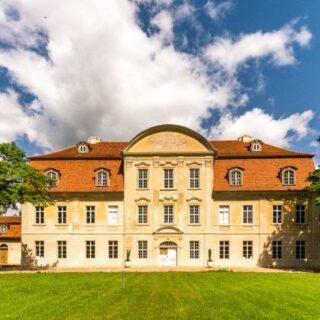 Kummerow castle