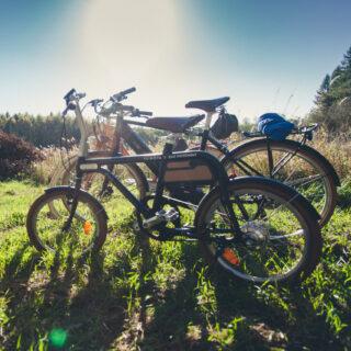 kleines E-Bike