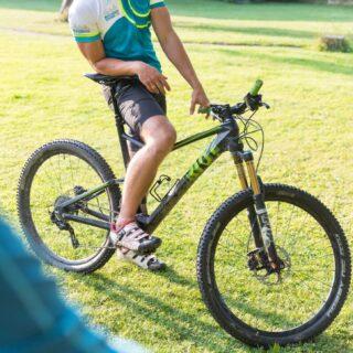 Mountainbike - Vollgefedert