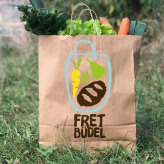 Organic farm box