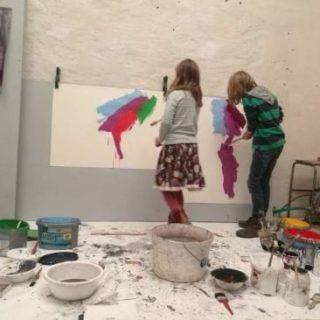 Kunst zum gut Leben